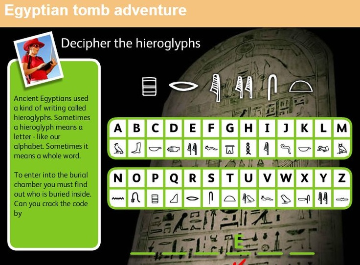 14++ Get out games egyptian tomb inspiration