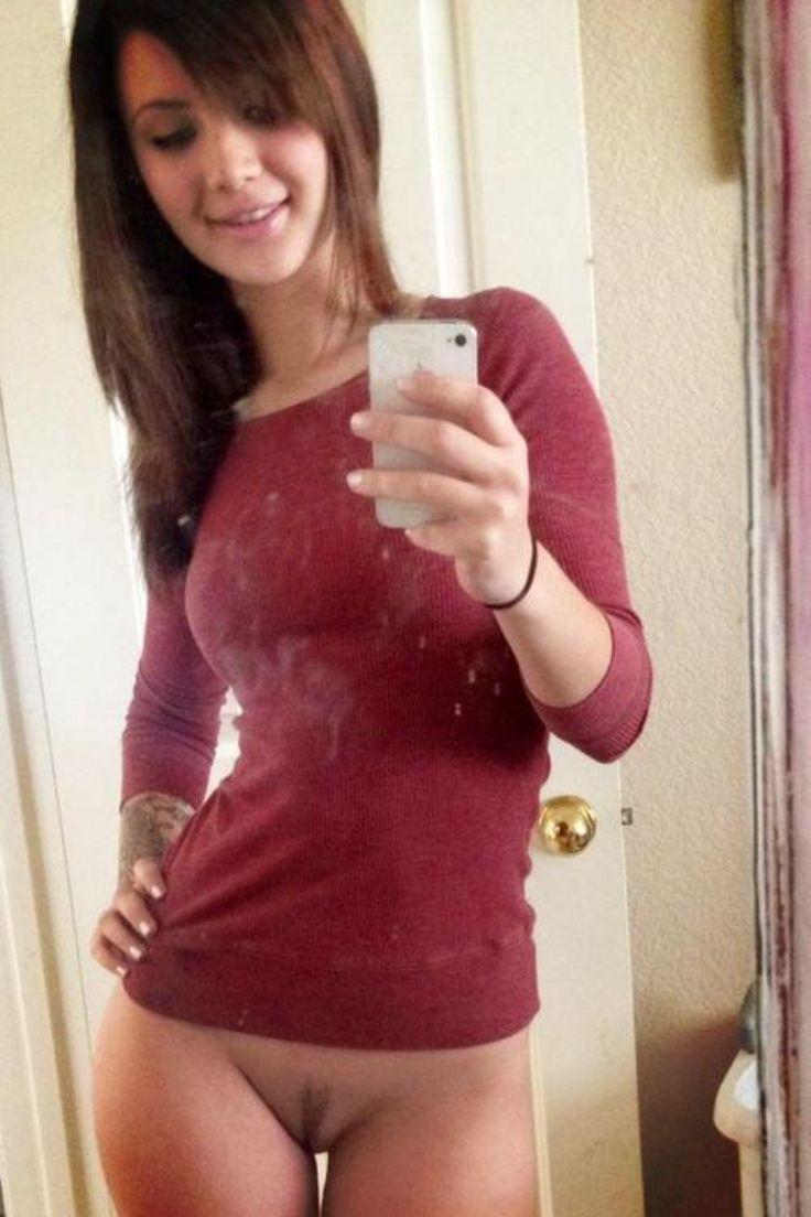Фото девушек перед зеркалом киски 24 фотография