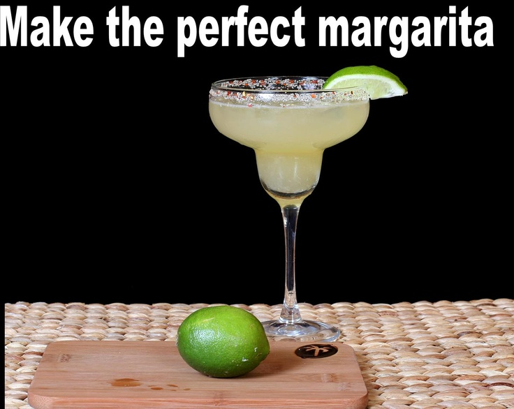 Make the perfect Margarita! | Products I Love | Pinterest