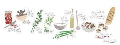 Feta Salsa | Recipes | Pinterest