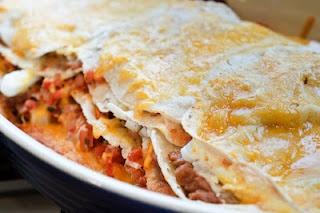 Mexican Vegetarian Lasagna | EAT ~ Mexican Food ♥ | Pinterest