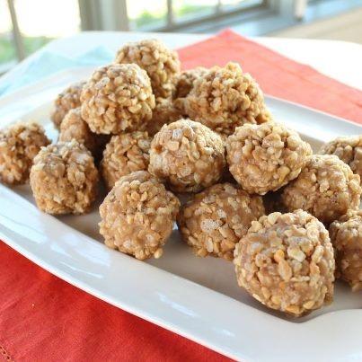 Garth Brooks' Peanut Butter Balls