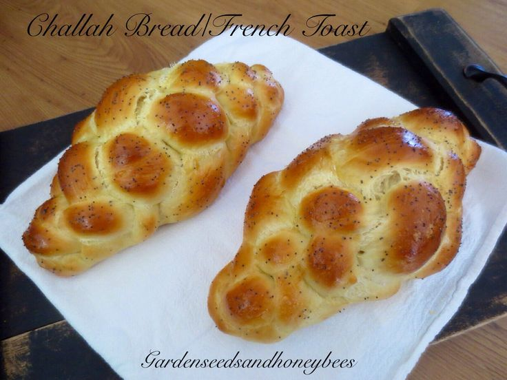 Challah Bread/French Toast | Bread | Pinterest