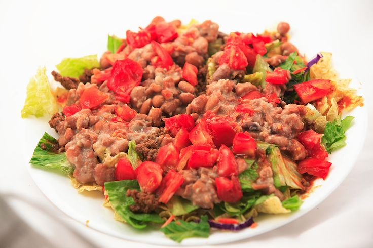 "Chickpea Taco Salad | ""Health Matters"" 
