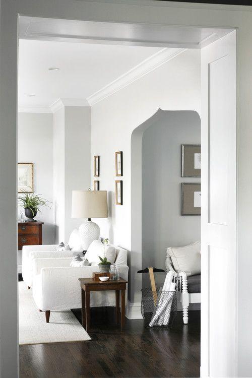 benjamin moore grey owl the house pinterest. Black Bedroom Furniture Sets. Home Design Ideas