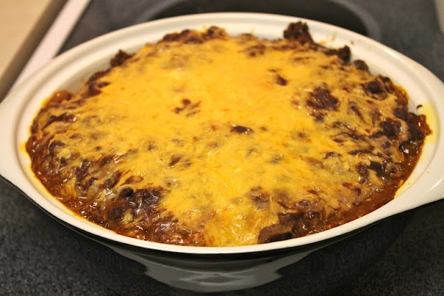 ounces) shredded reduced-fat cheddar cheese Salsa and sour cream ...
