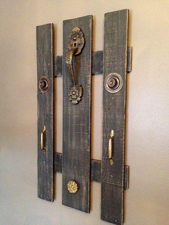 distressed black gothic vintage door handle cabinet hardware coat rac