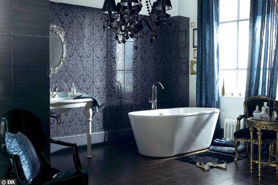 Salle de bain baroque sdb pinterest for Salle bain baroque
