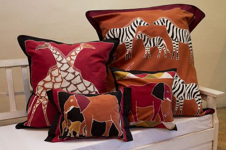 handmade safari cushions zambia home decor pinterest