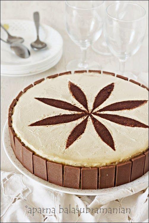 My Diverse Kitchen: An Alcohol-free Tiramisu Cake (And How To Make ...
