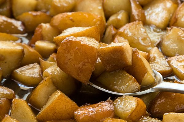 Caramelized Pears | Good Eats !!! | Pinterest