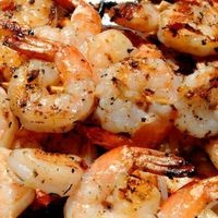 Barbeque Shrimp with Chili Honey Butter | Yummy Recipes! | Pinterest