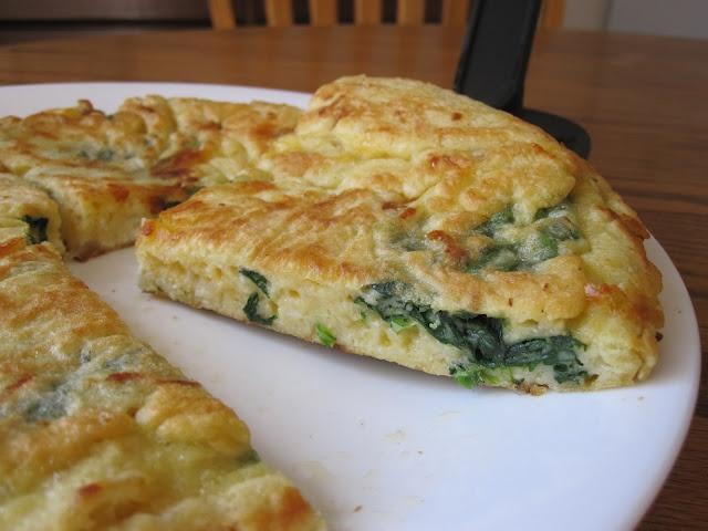 mushroom and spinach frittata! | Yum! | Pinterest