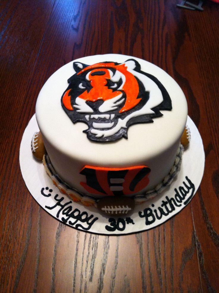 Decorating Ideas > Pin By Stephanie Humphrey On Cincinnati Bengals, Who Dey  ~ 215317_Birthday Party Ideas Cincinnati