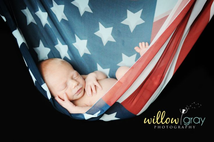 fourth of july baby shower ideas
