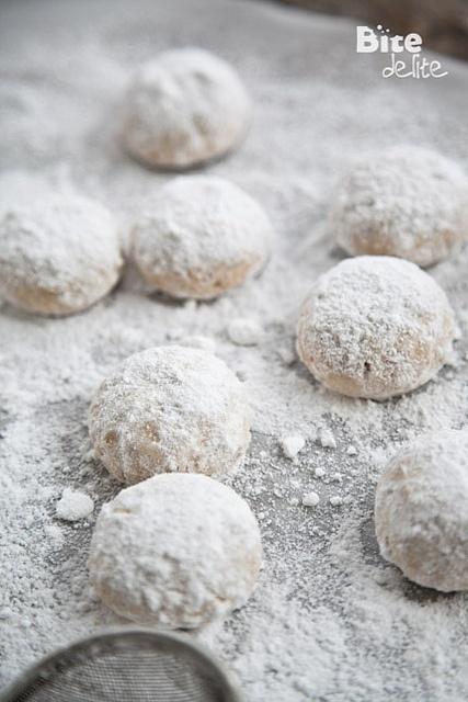 Walnut Snowball Cookies | Fooooood | Pinterest