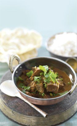 Quick Lamb Curry | food | Pinterest