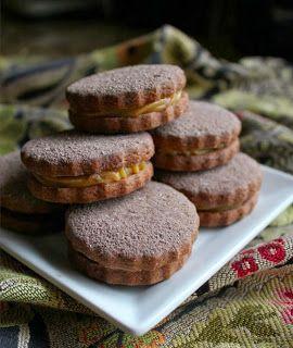 chocolate blancmange | SOUTH AMERICAN BAKED GOODS | Pinterest