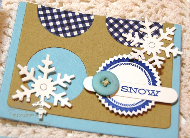 ... new Snowflake die by Die-namics | Brands- MFT Stamps and Dies | P