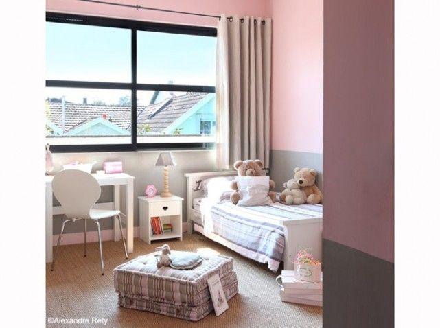 Chambre Bebe Vieux Rose Gris – Chaios.com