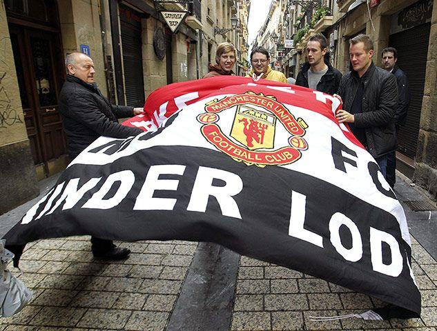 manchester united flag online