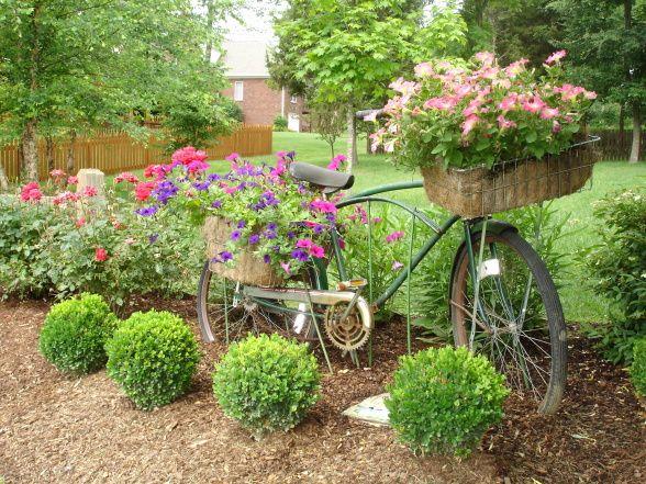 Fun whimsical garden ideas photograph whimsical garden ide for Designer garden decor