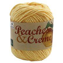 Walmart: Peaches and Creme Yarn, 4-70.9g Crocheting & Sewing Pint ...