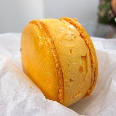 Thai Tea Ice Cream Sandwich!!! | ifyoucan'teatitrepinit | Pinterest