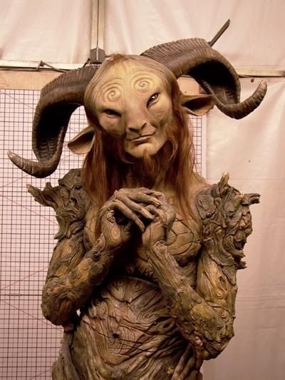 The Faun from Pan's Labyrinth | Make up (FX) | Pinterest