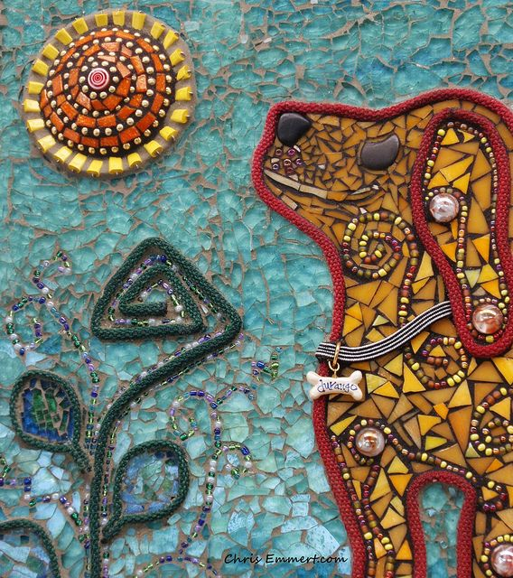 Easy mosaic patterns recipes pinterest for Easy mosaic designs