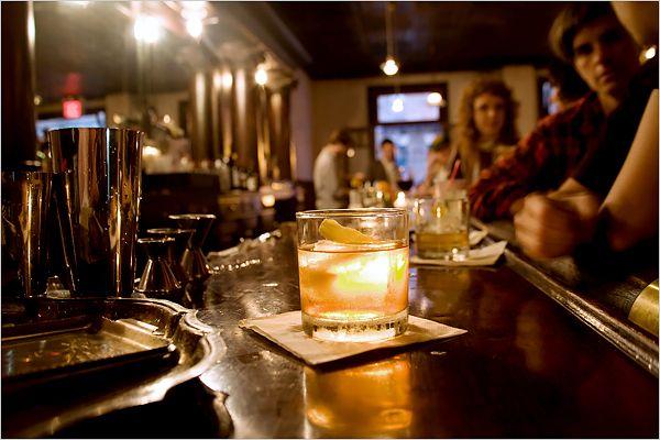 Old Fashioned @ Rye Williamsburg   NY, I miss you!   Pinterest