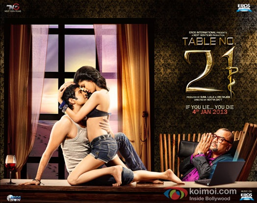 indian movie table 21 movie review