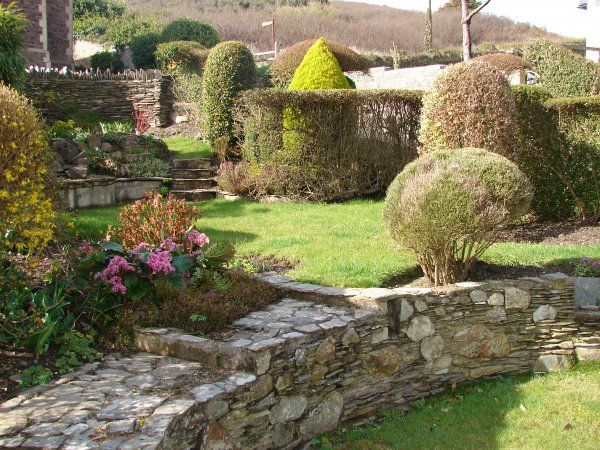 Tiered Backyard Pictures : Tiered backyard  The Great Outdoors  Pinterest
