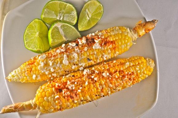Grilled Mexican Corn (Elote Loco)   Recipe
