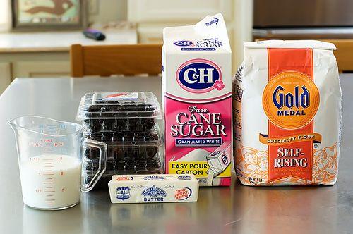 Blackberry Cobbler #1 | Recipe