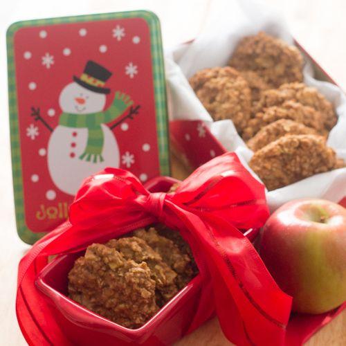 Maple-Cinnamon Oatmeal Cookies Recipes — Dishmaps