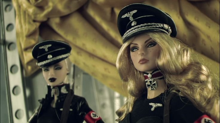 Nazi Barbies Barbie Grows Up Pinterest