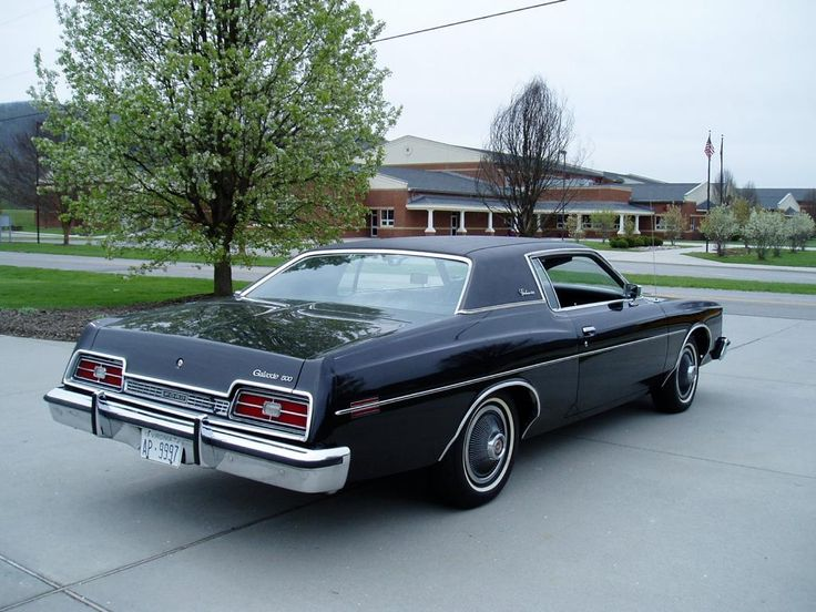 1973 Ford Galaxie 500 | 1970 to 1979 CARZ | Pinterest