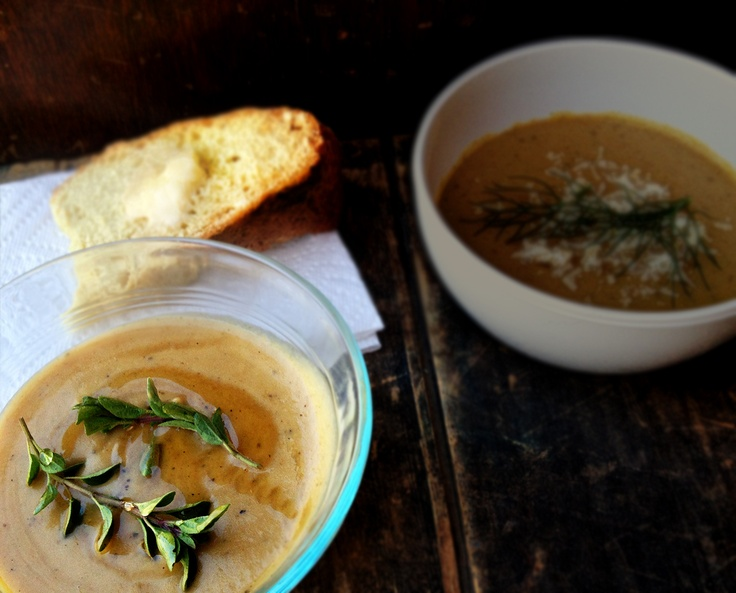 Roasted Fennel Soup | Soups and Stews | Pinterest