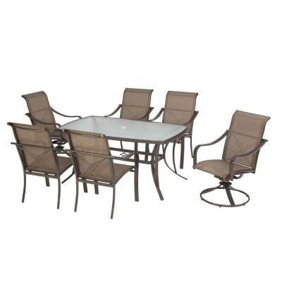 Martha Stewart Outdoor Patio Dining Set Furniture