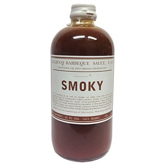 Lillie's Q Smoky Barbeque Sauce | Savory Pantry Gourmet Gifts | Pinte ...