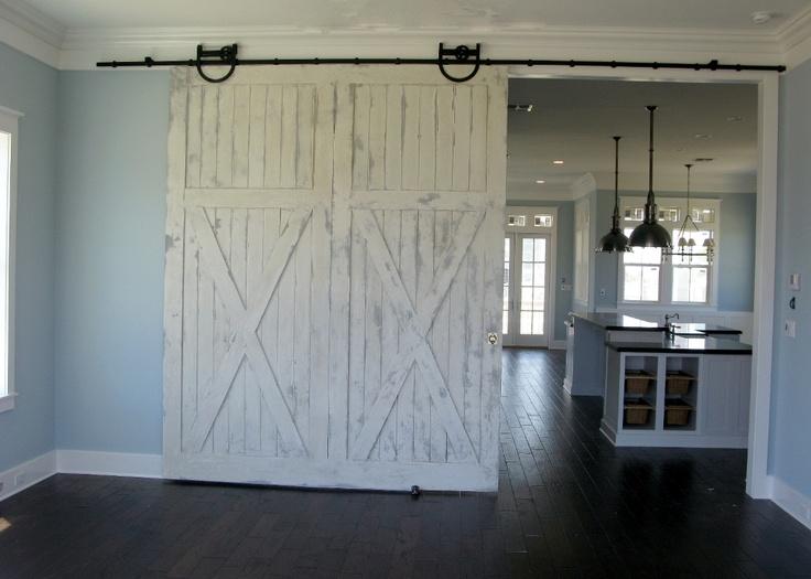 barn door room divider must do photography studio