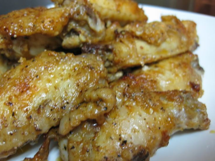 Peppery Chicken Wings Recipes — Dishmaps