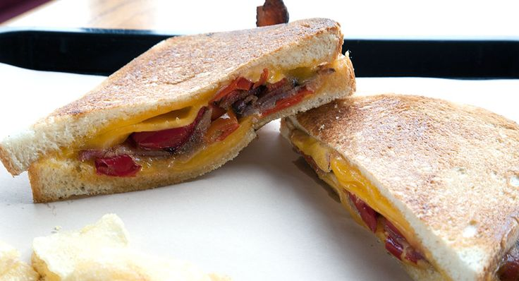 Grilled Cheese Trifecta | Sandwichessss, etc. | Pinterest