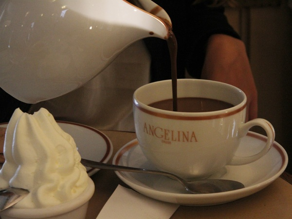 le chocolat chaud | frenchnenette | Pinterest