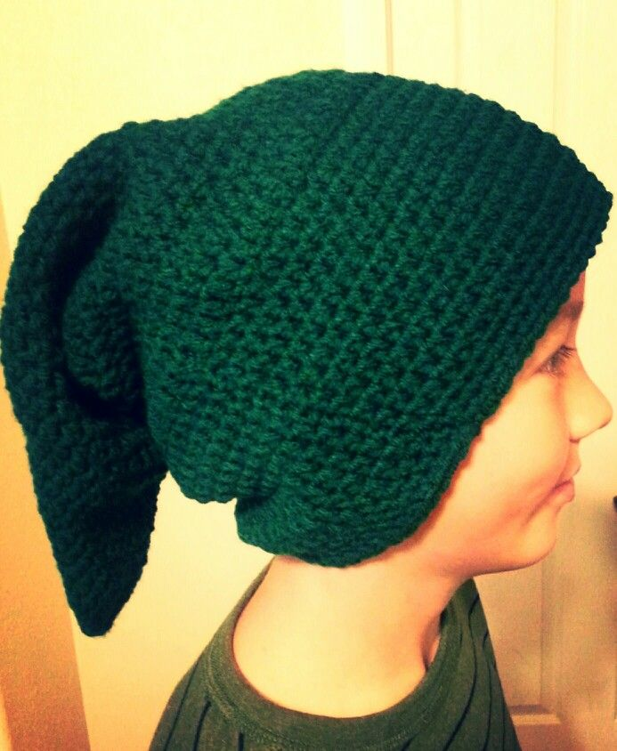 Zelda Link crochet hat Crochet Pinterest