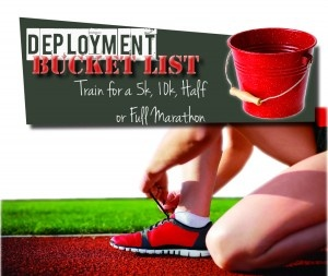 Military Spouse Deployment Bucket List - Making a deployment bucket list can ease the burden a bit and turn the months of deployment into a time for personal growth.