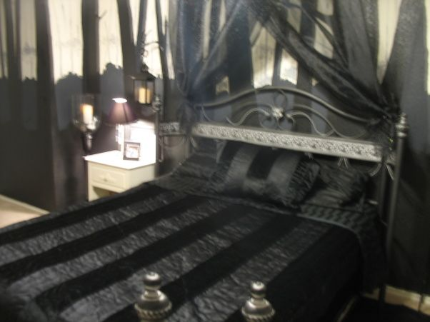 Gothic Bedroom Home Sweet Home Pinterest