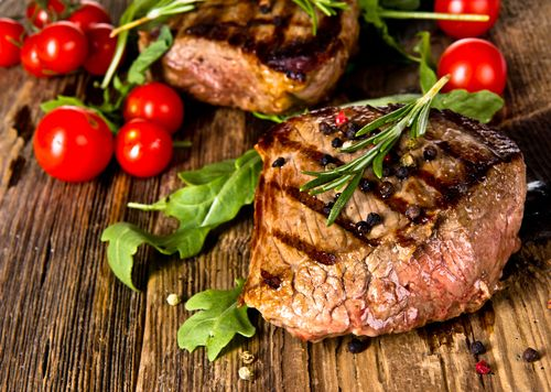 ... perfect steak house meal at home. You can also use this marinade to