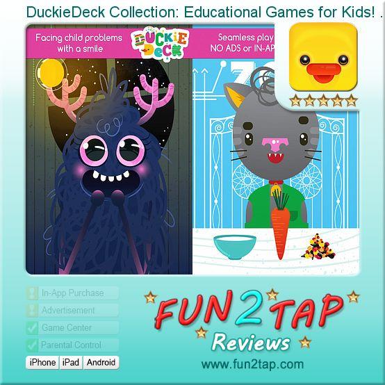 best educational ipad games kids edition
